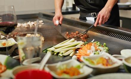 Shogun's Steak House Hibachi & Sushi Bar