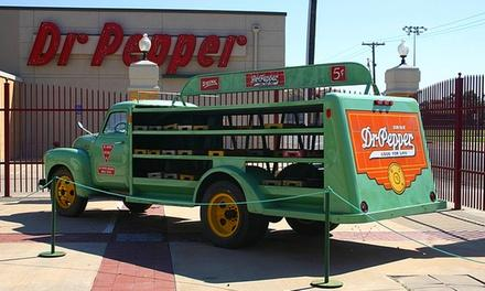 Dr Pepper Museum: Gift Shop