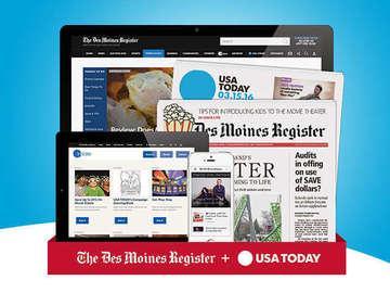 The Des Moines Register