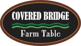 Covered Bridge Farm Table