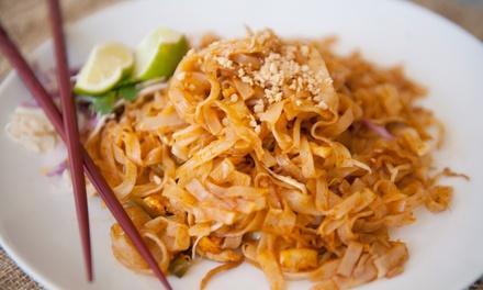 A Good Thai and Peruvian Restaurant