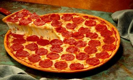 NY Pizza and Tripleta