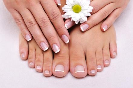 Bella Nails inside Rumors Salon and Spa