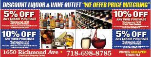 Richmond 168 Wine & Liquir Boutique