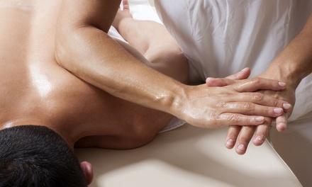 Massage by Jena Crane at Hair 192 Salon Club