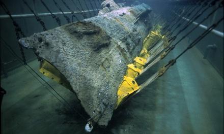 H. L. Hunley Submarine