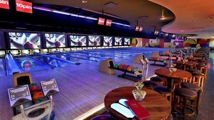 10pin Bowling Lounge