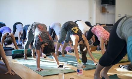 Yoga Montclair