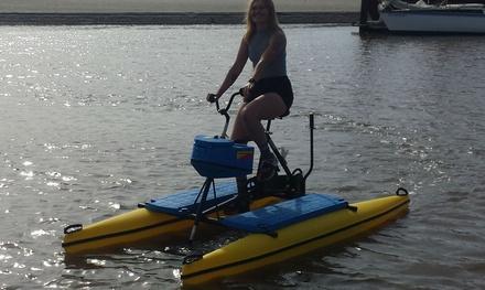 Monterey Bay Hydrobikes