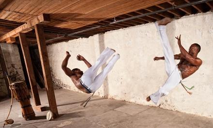 Axé Capoeira Atlanta, Inc