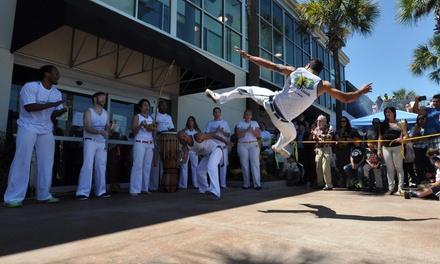Capoeira Luanda Houston