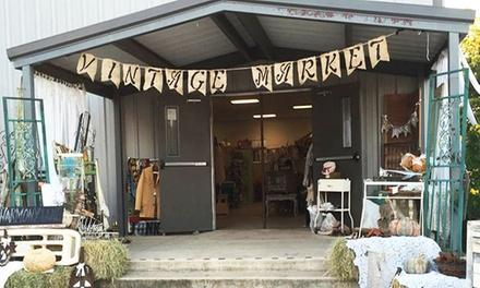 Sweet T Vintage Market and Southern Junk Show