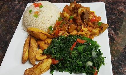 Mamaput African Cuisine