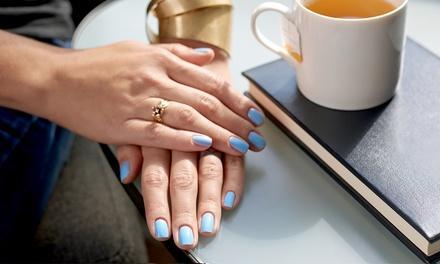Elizabeth Sage Nails