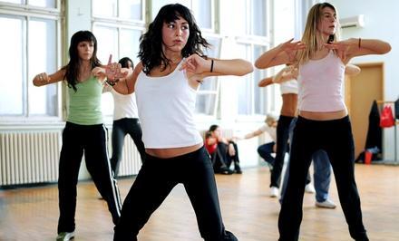 Zumba Fitness with La Jefa