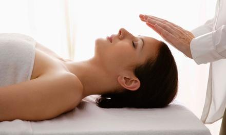 Aromatherapy With A Reiki Touch