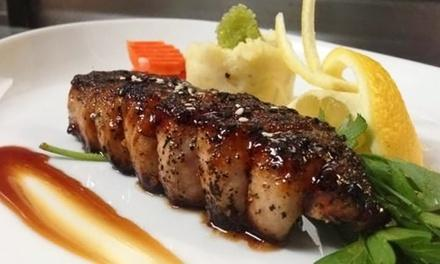 The Long Beach Hotel: Bar - Grill - Sushi