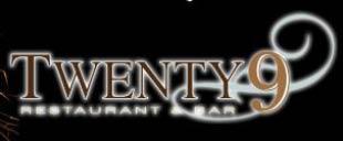 Twenty 9 Restaurant & Bar