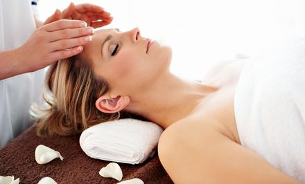Barbara Marini at HMCR Massage