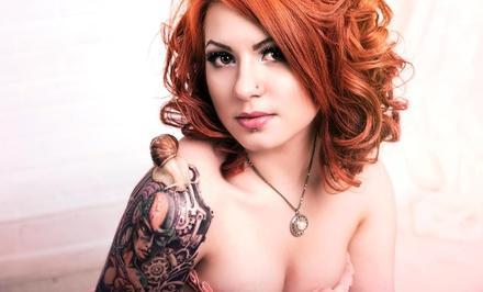 Omega Red Body Piercing