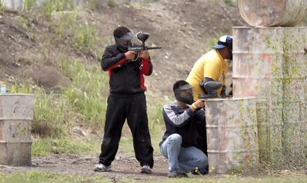 Fort Paintball