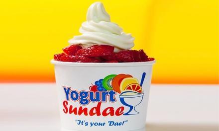 Yogurt Sundae