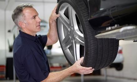J & M Discount Tire and auto