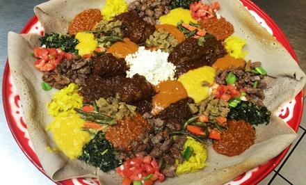 Mahider Ethiopian Restaurant