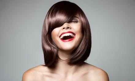 Hair By Alyssa T. At Salon Odyssey