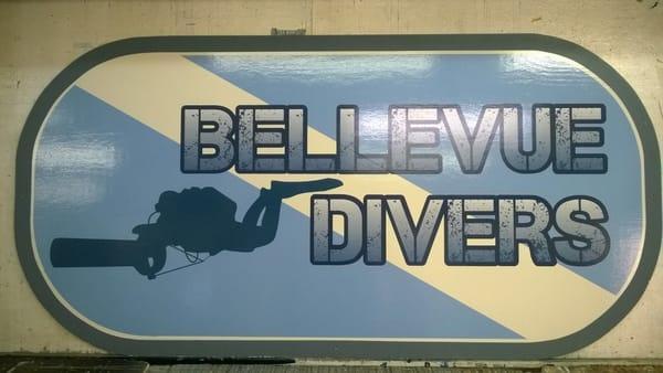 BELLEVUE DIVERS