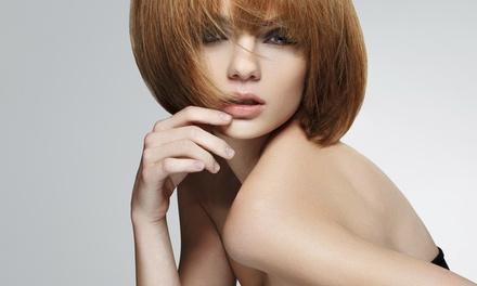 Hair by Jeff Hooks at Charisma Hair