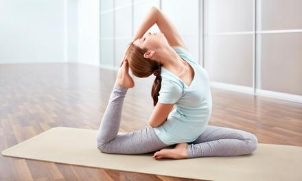 Flex and Flow Yoga