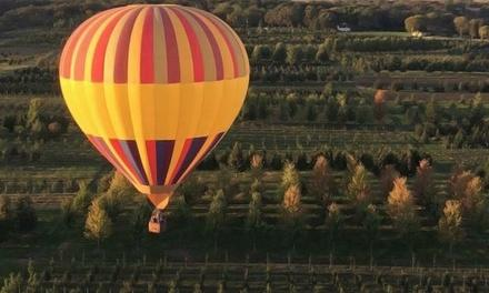 Air Carriage Hot Air Balloon Rides