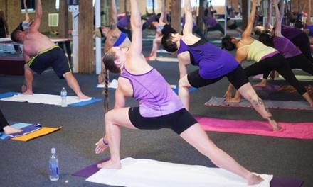 Bikram Yoga West Loop
