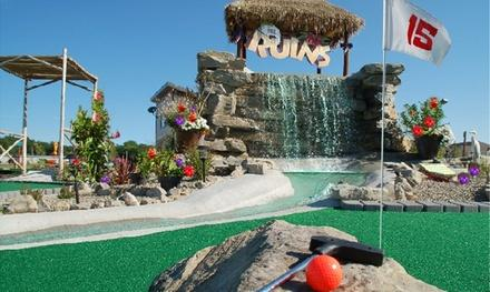The Ruins Adventure Mini Golf