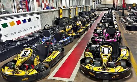 Track 21 Indoor Karting