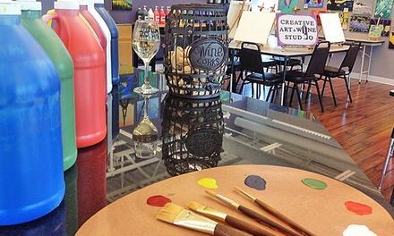 Creative Art & Wine Studio