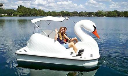 Lake Eola Swan Boat