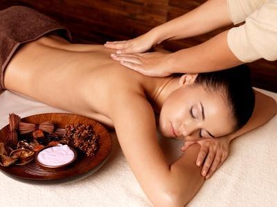 A Royal Massage