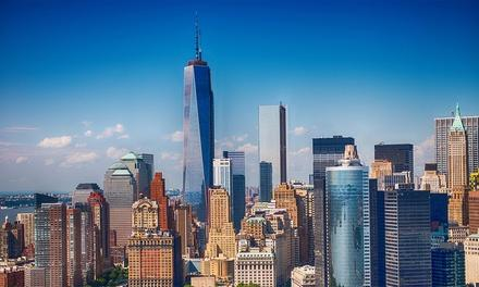 9/11 Memorial and Lower Manhattan – Past & Present Tour