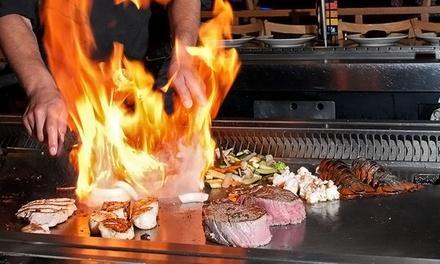Shinto Japanese Steakhouse & Sushi Lounge