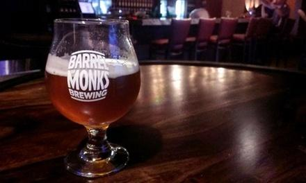 Barrel of Monks Brewing