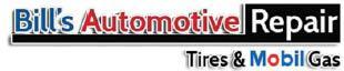 Bill's Automotive Repair Tires & Mobil Gas