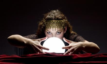 Psychic Reader And Spirit Guide