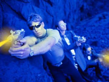 Xtreme Tactical Lasertag