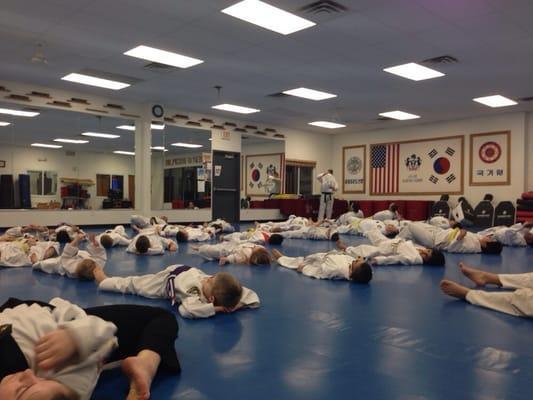 JK Lee Black Belt Academy