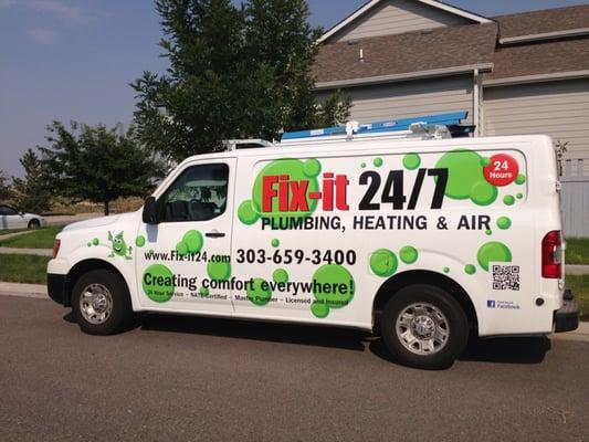 Fix-it 24/7 Plumbing, Heating & Air