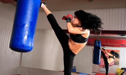 I Love Kickboxing - Sandy