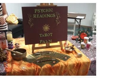 New age psychic studio