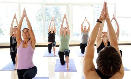 Yoga Hot Spot